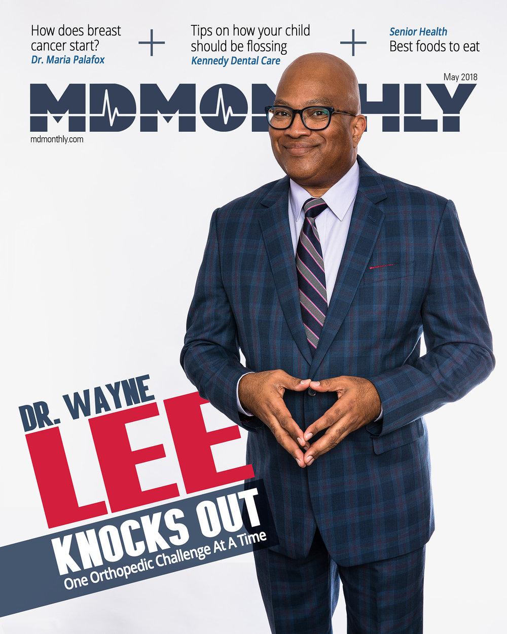 Doctor Profile - MD MONTHLY - Dr. Wayne A. Lee was born and raised in New Orleans, Louisiana. During his middle school years, his dream was to become an astronaut. After doing research, he discovered that a physical requirement was to have 20/20 vision.