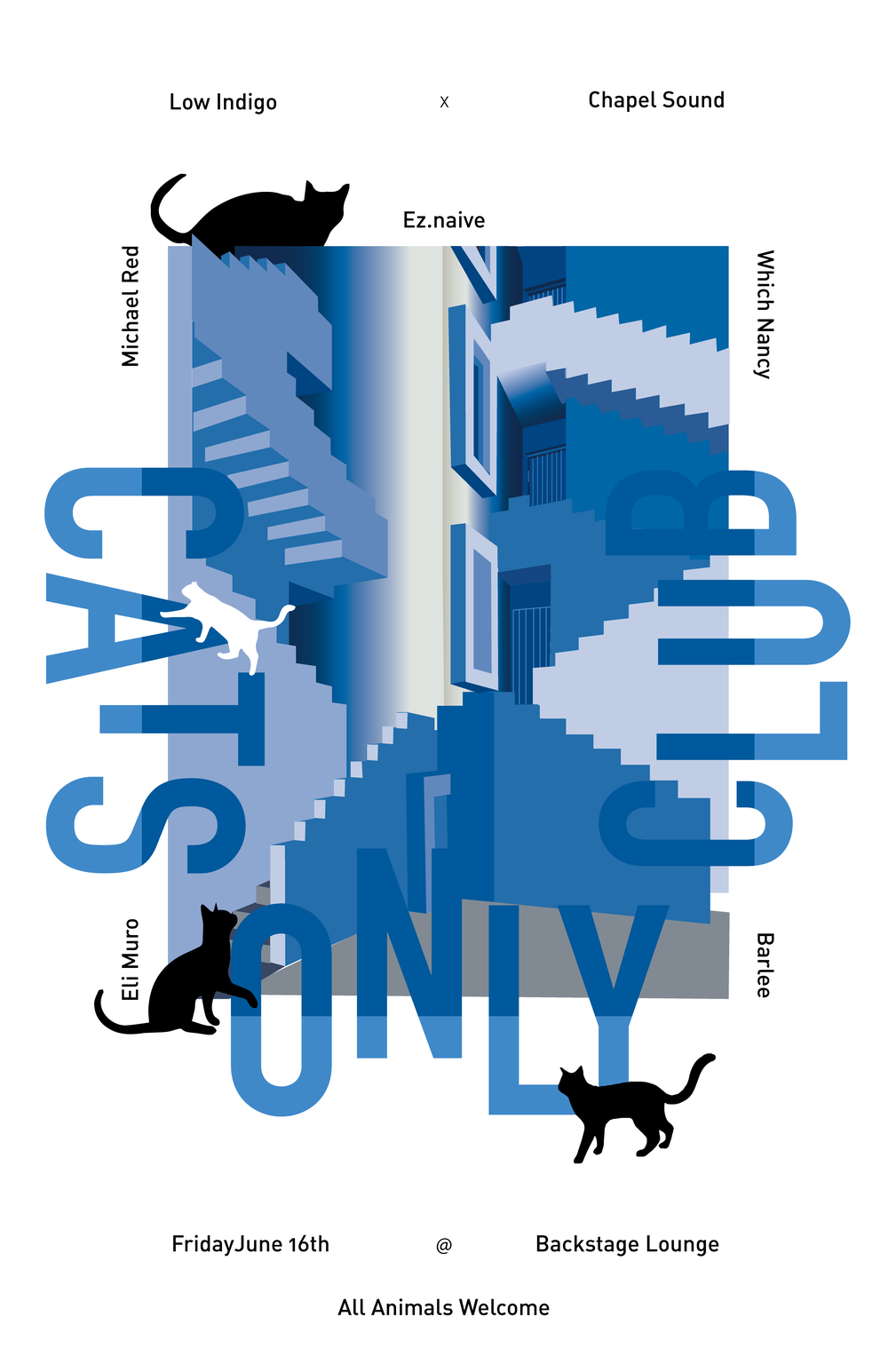 cats only poster v3_11 x 17 blue.png