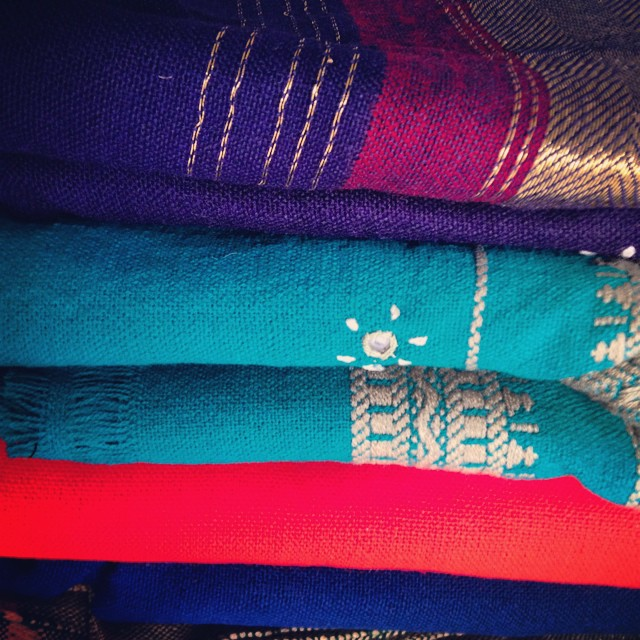 Baby, it's cold outside but #REVIVALStyle has got you covered with these fun, beautiful and warm 100% hand woven shawls and scarves. #lookgood #feelgood #dogood #ohyeah