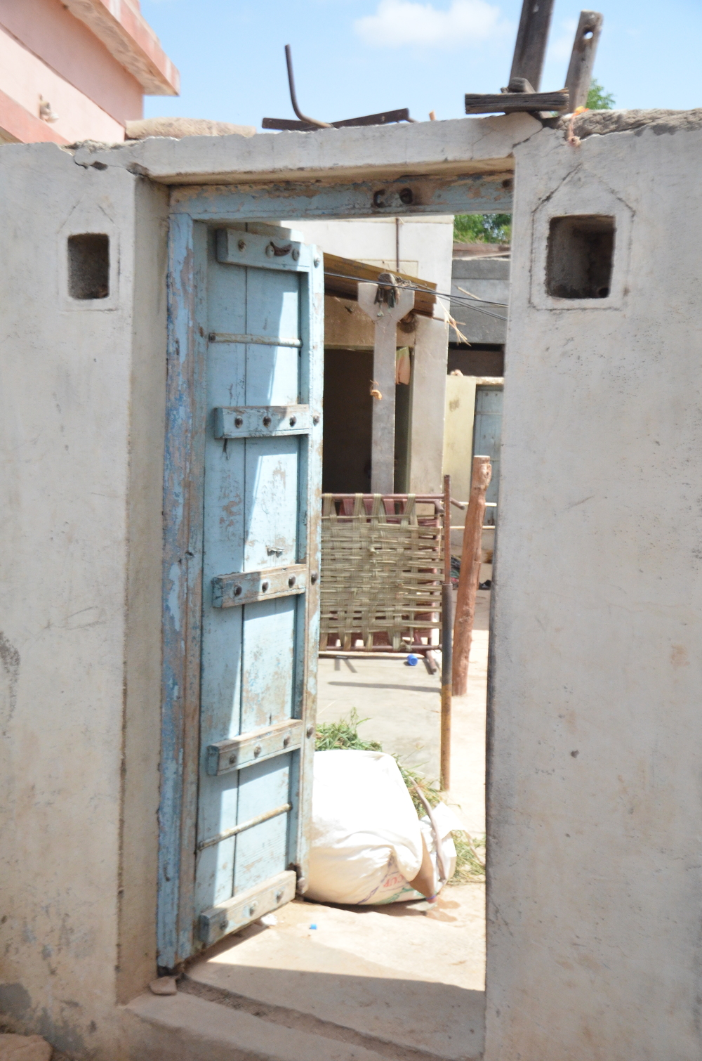 The door to the KOR family's home is always open, symbolic of the warmth and kindness they express to everyone they meet