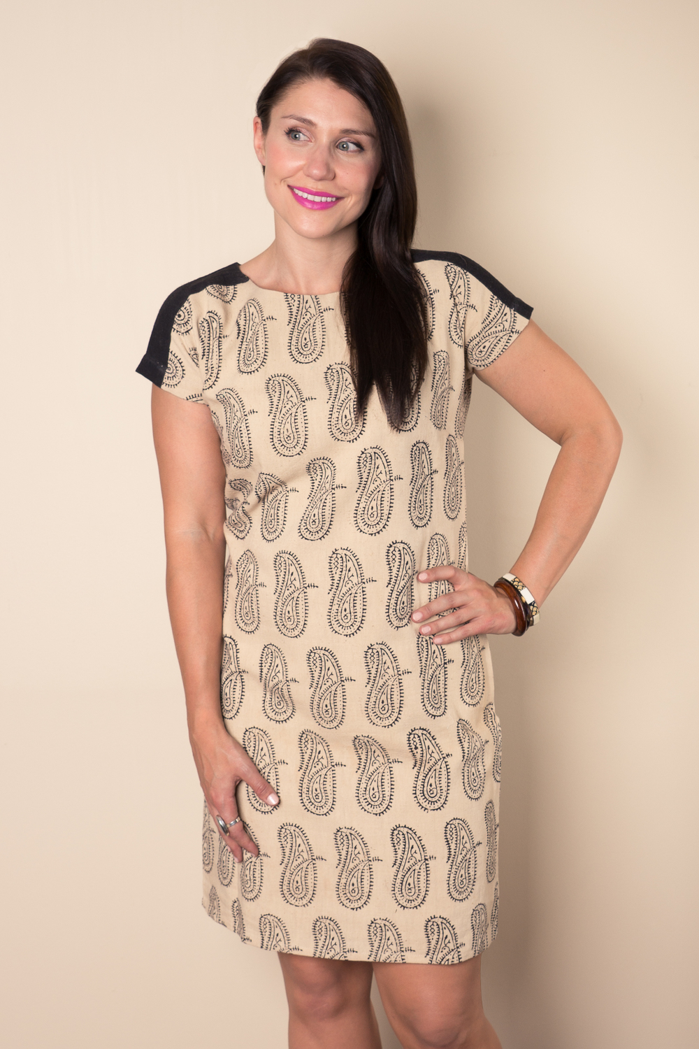 REVIVAL Style's ambi kala shift dress