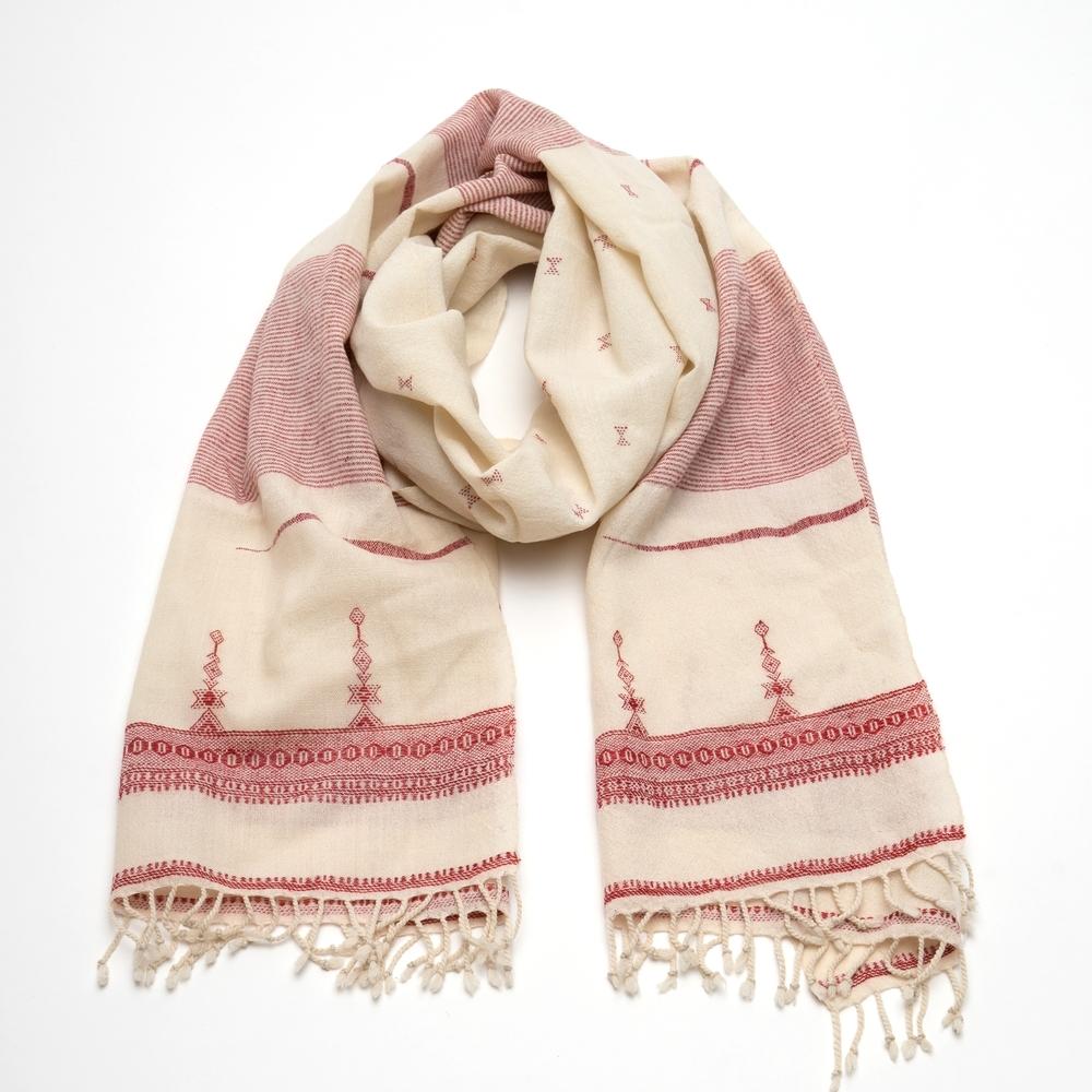 """REVIVAL Style's """"original KOR"""" wool scarf"""