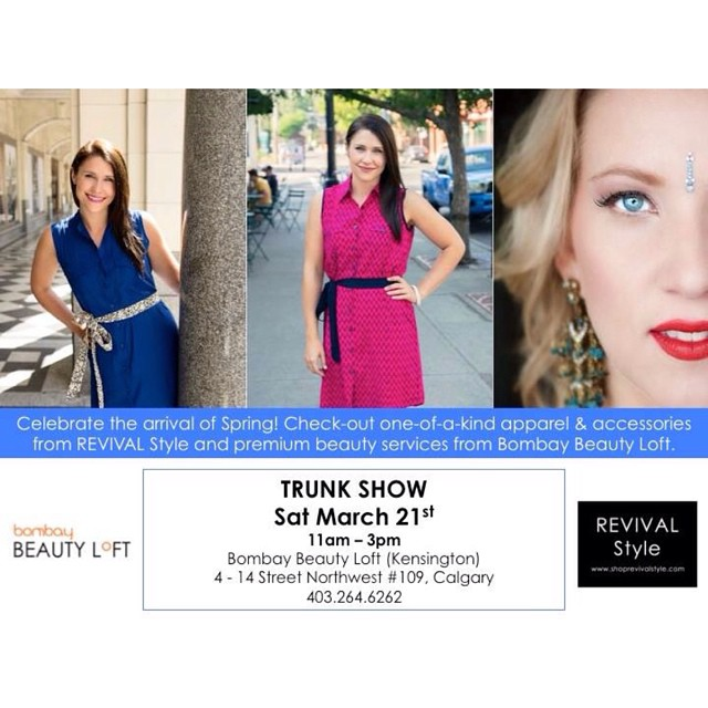 We're celebrating Spring this Saturday with bold, fun and bright dresses, jackets and scarves. Join us at our trunk show at @bombaybeautyloft in #kensingtonyyc