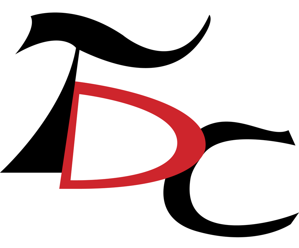 Logo created for the Oneonta Terpsichorean Dance Company in 2009. They wanted red to be a emphasis color with dance like letters.