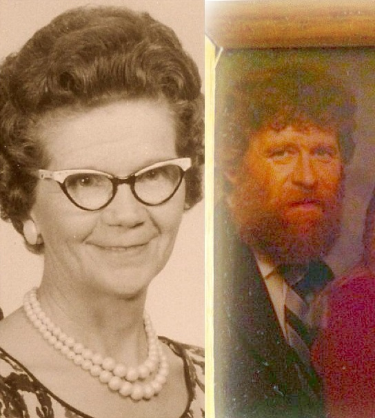 My grandmother Eunice Epperson, & my father Bobby Epperson