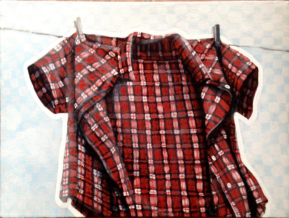 Ingrid's Shirt