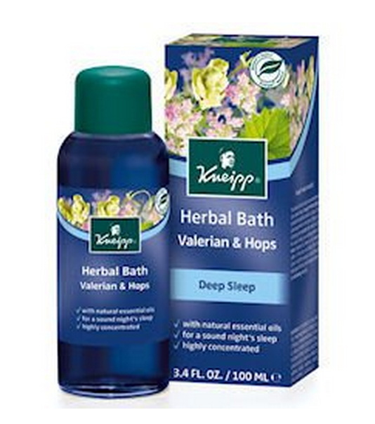 Kneipp Herbal Bath Valerian & Hops Deep Sleep