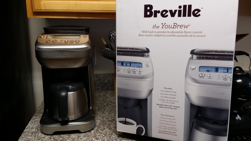 Breville Coffee Maker Customer Service : Breville Customer Service - TOP NOTCH! That Gumbo Life