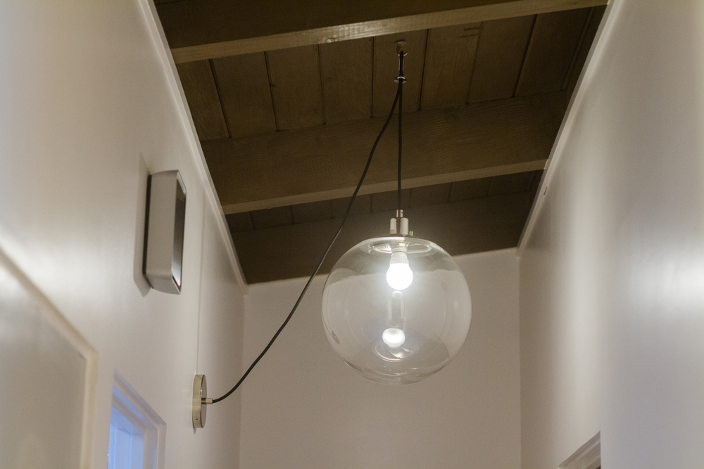 Swagging A Pendant Light Without Chain