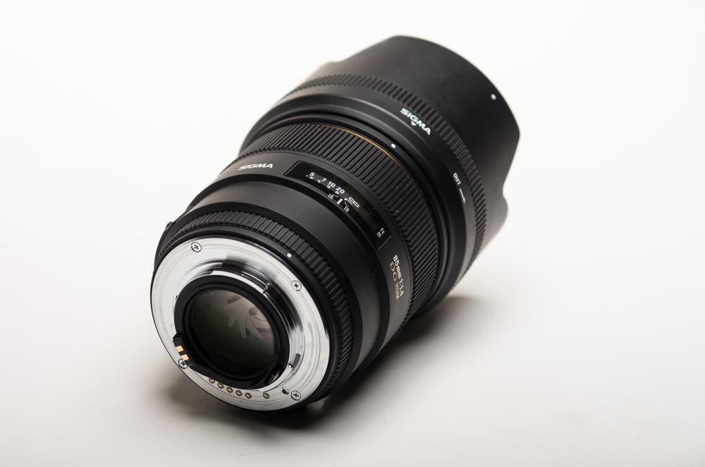 Sigma EX 85mm 1.4 Pentax Lens Mount