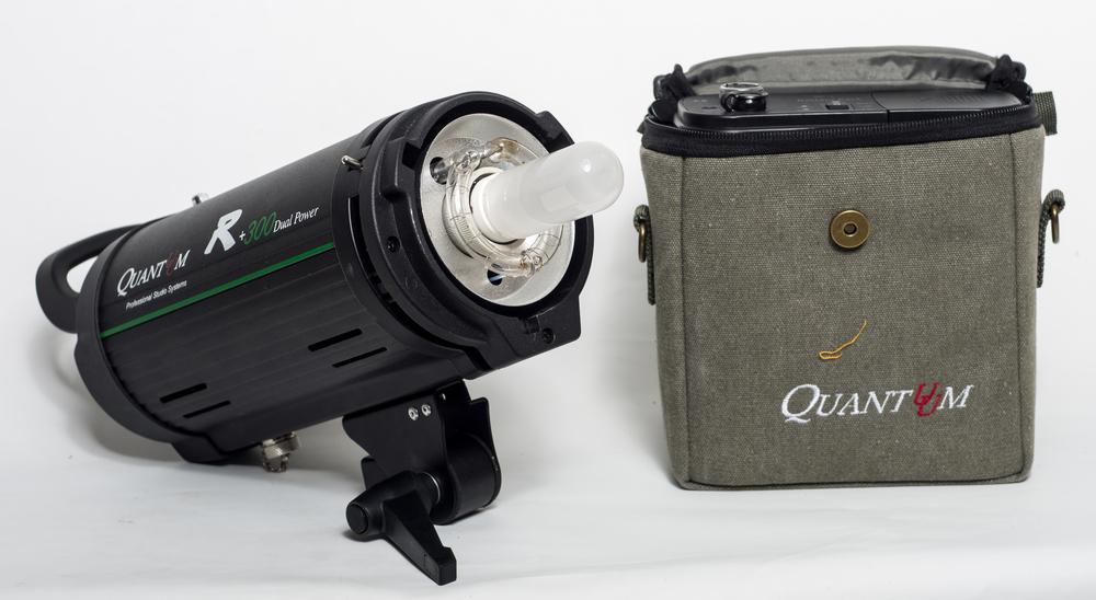 Quantuum Dual Power R300ws