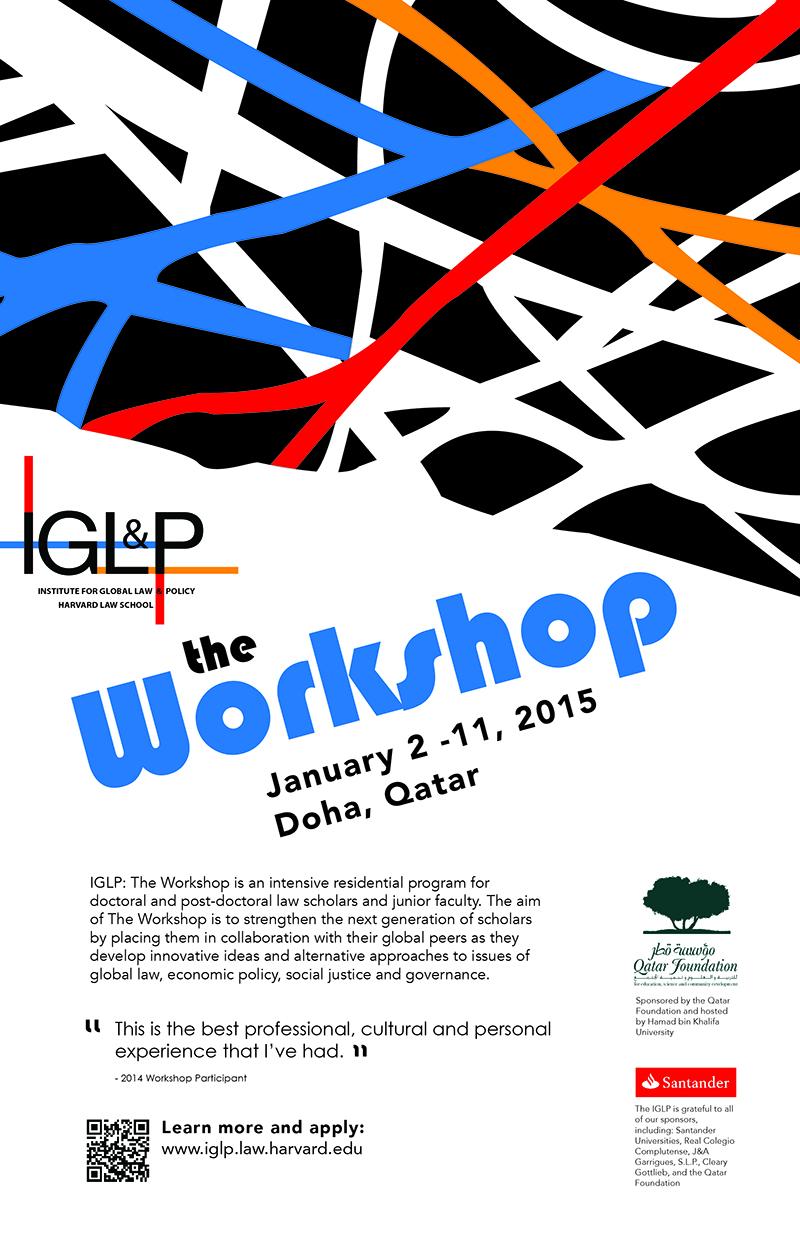 IGLP Workshop 2015 Poster