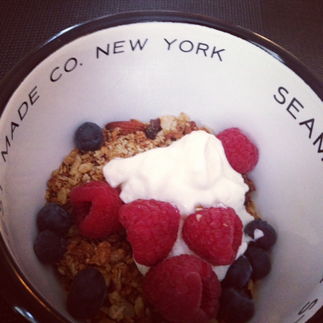 May all your granola be artisanal.