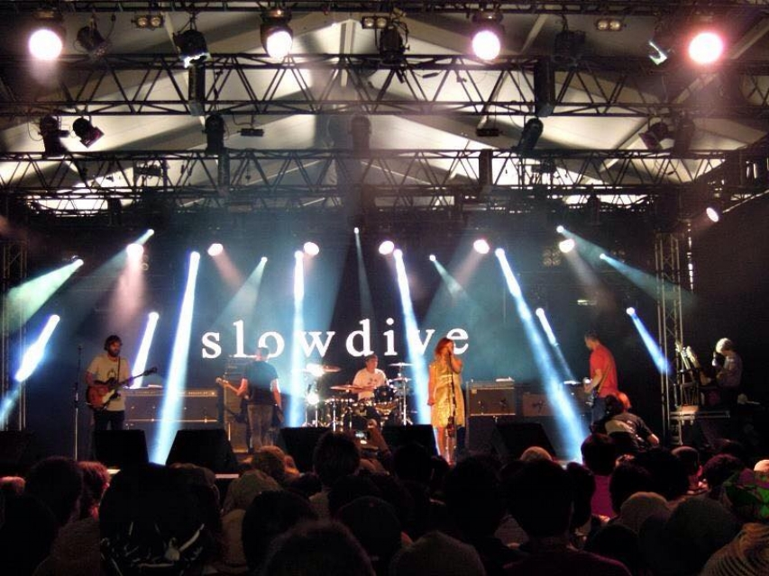 Slowdive Official