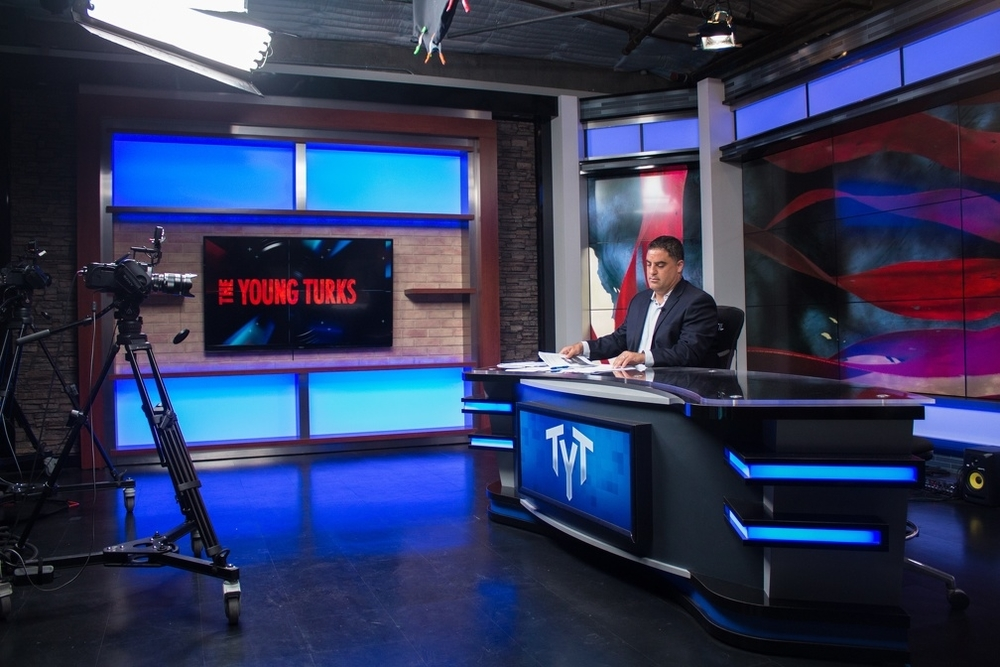 TYT Network Studio Redesign