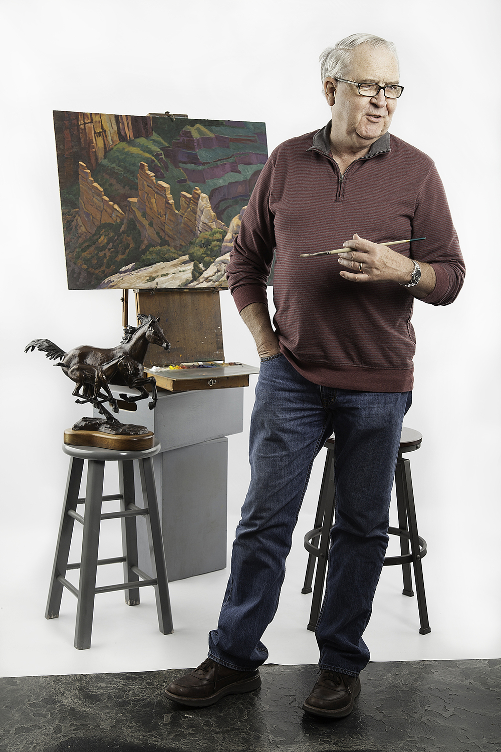 Featured Artist:  Glen Thomas http://glenthomasart.com/