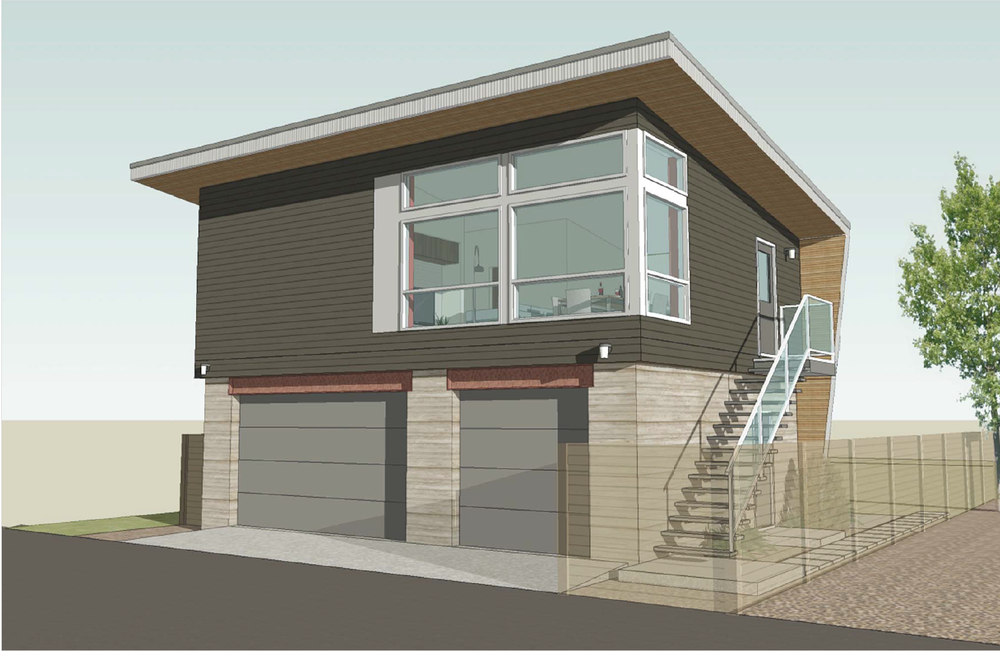 A few thoughts on infill in edmonton engelman for Infill home plans