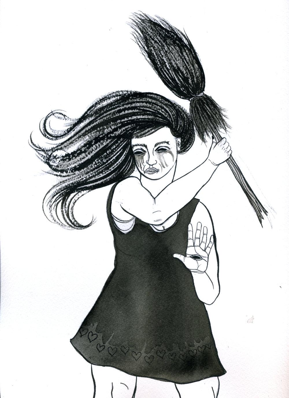 Battle Witch. Enough said.