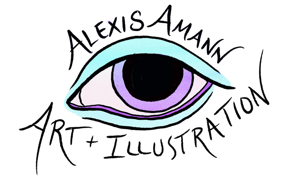 Alexis Amann Art & Illustration