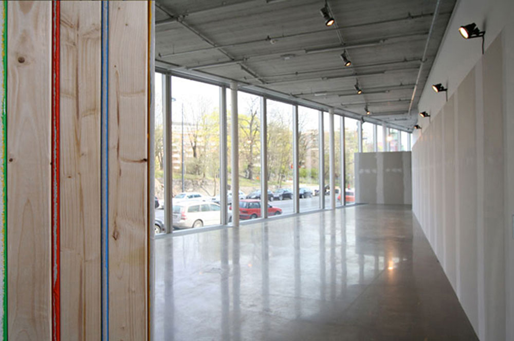 Primal Intervals , Bonniers Konsthall, 2009