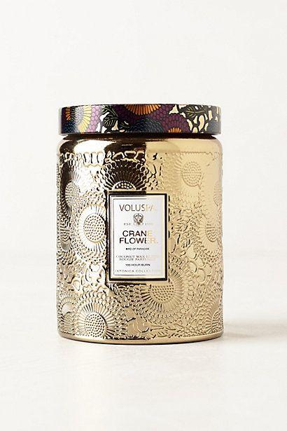 Voluspa Cut Jar Candle