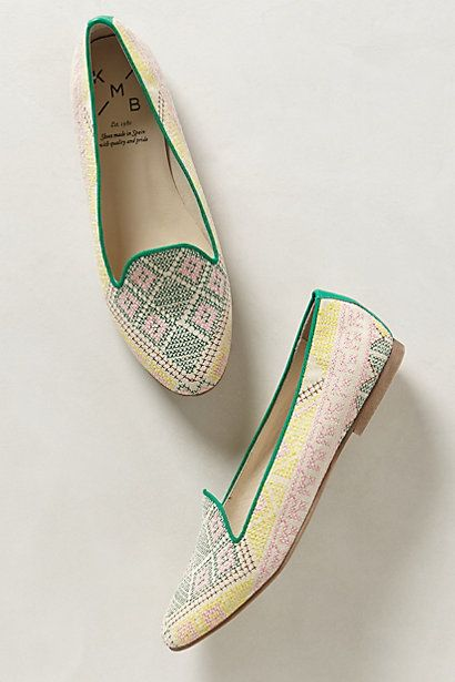 Quintana Flats From Anthropologie
