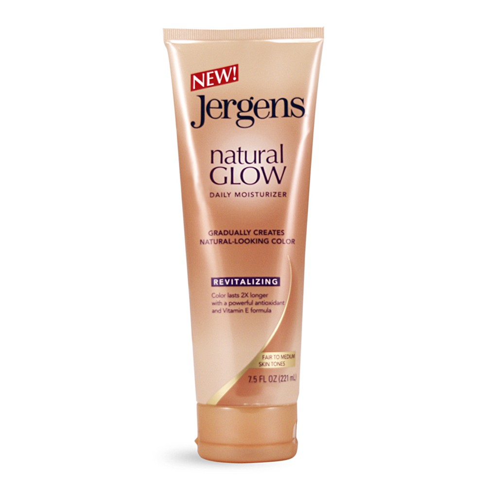 Jergens Natural Glow Daily Moisurizer