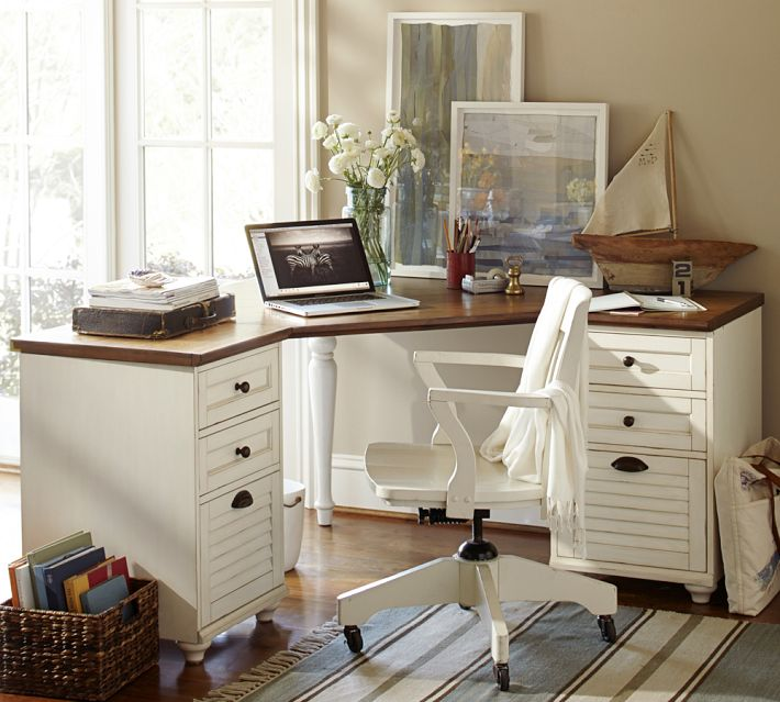 {Whitney Corner Desk from Pottery Barn}