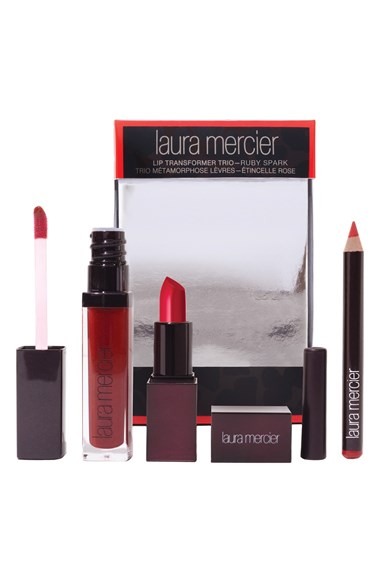Laura Mericer Ruby Spark Lip Trio