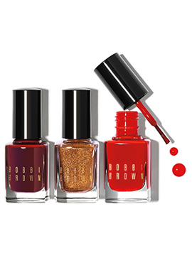 Bobbi Brown Nail Polish Trio