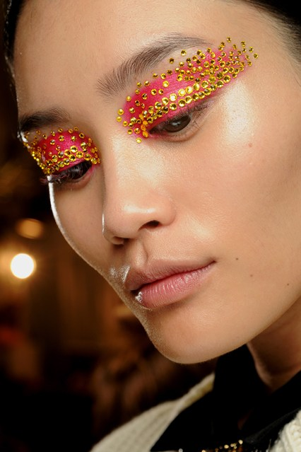 Makeup By Pat McGrath Via Vogue