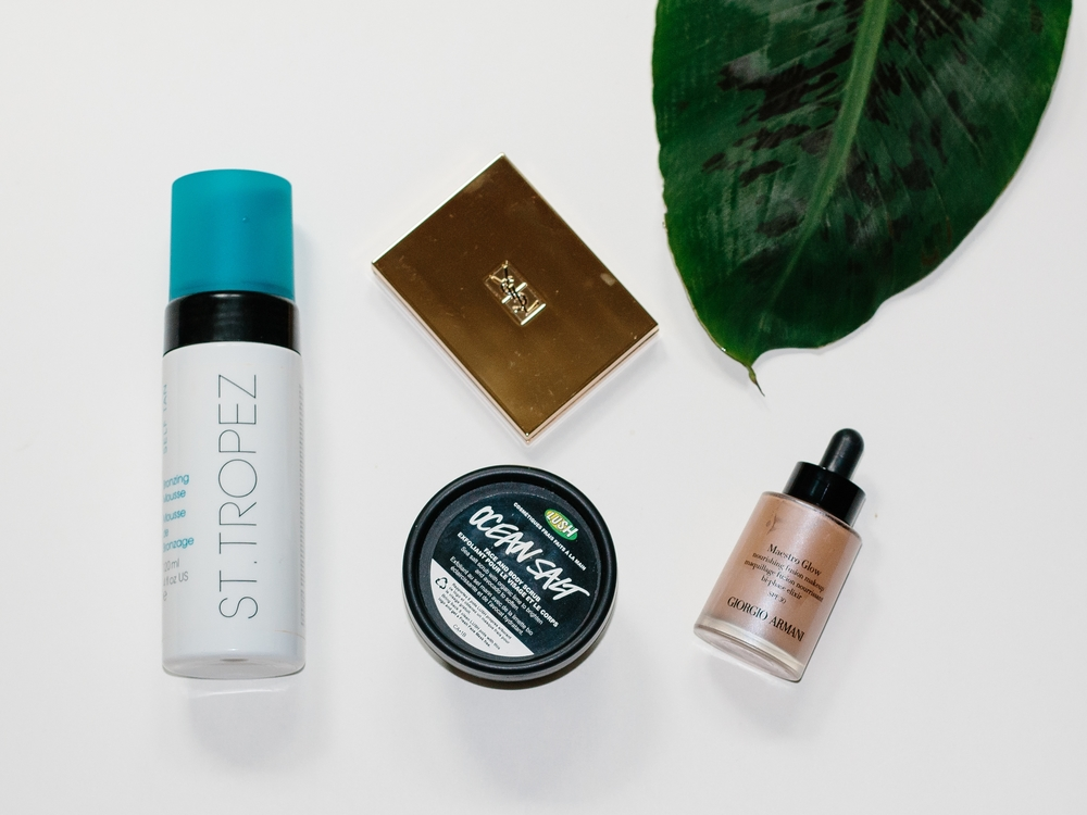How To Get Bronzed Skin For Summer