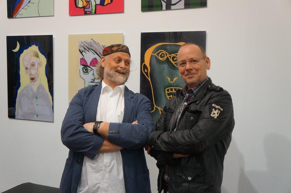 Bernd Bauer & Thomas von Klettenberg