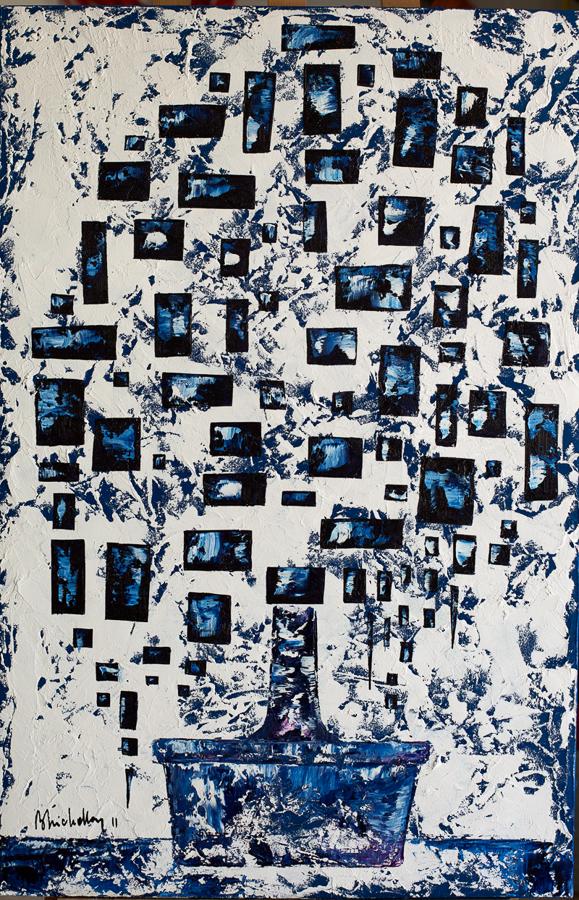 L'Arbre Bleu - Le Jour
