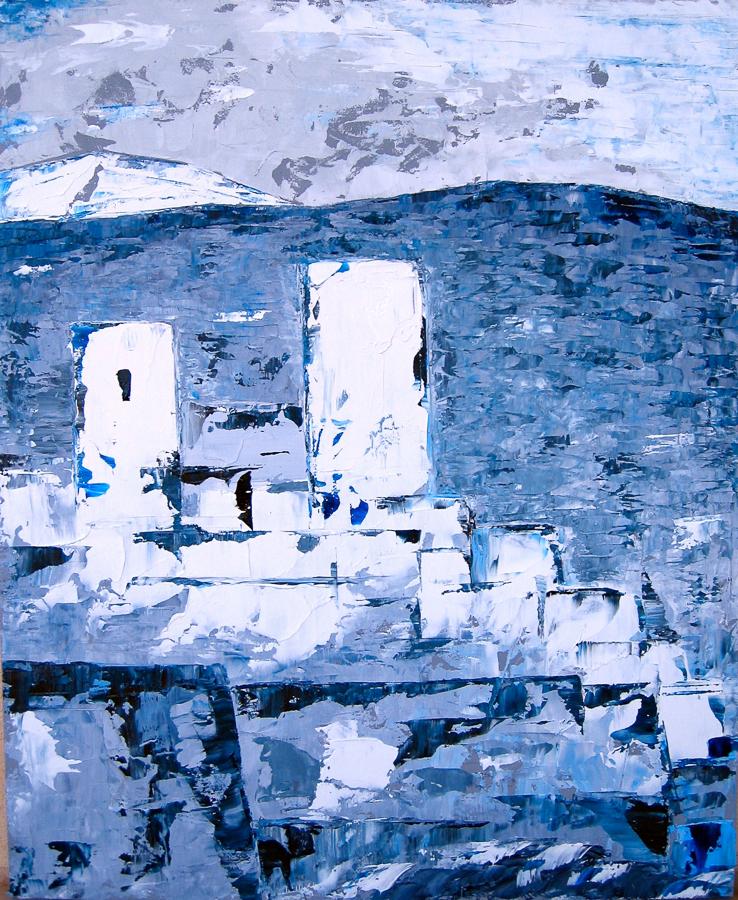 Le Vieil Antibes - Matin Bleu