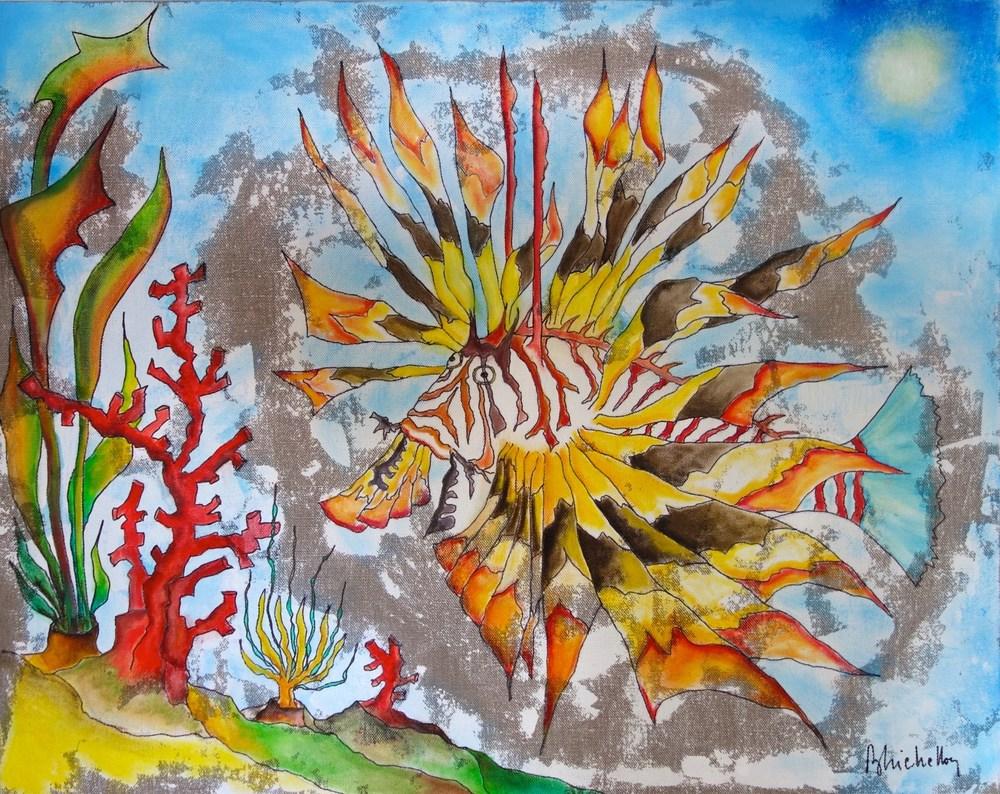 La Rascasse au Corail