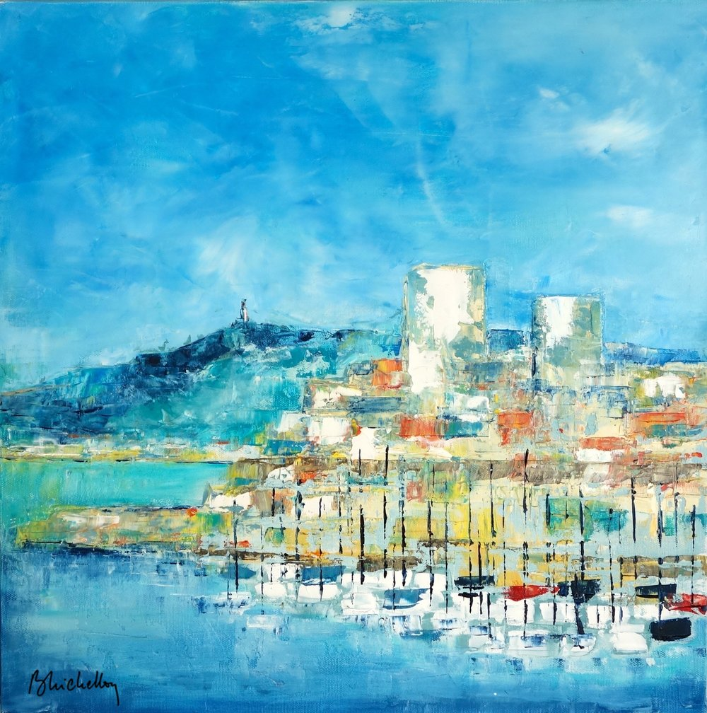 Antibes sous le Phare