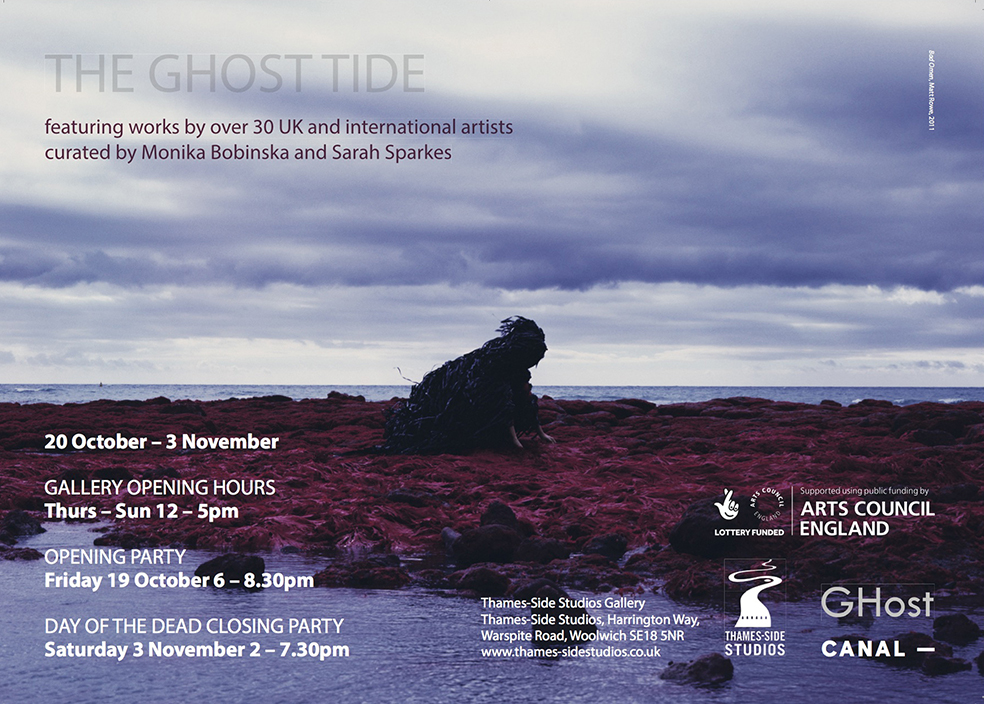 The Ghost Tide Arts Council England Funded front EFLYER.jpg