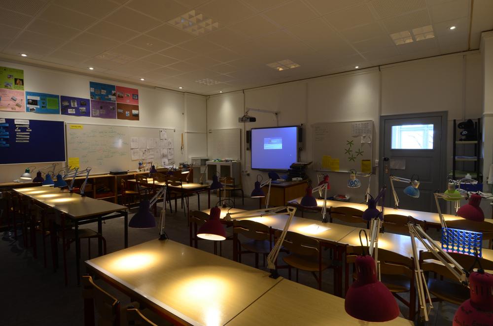 Smartboard Learning Light