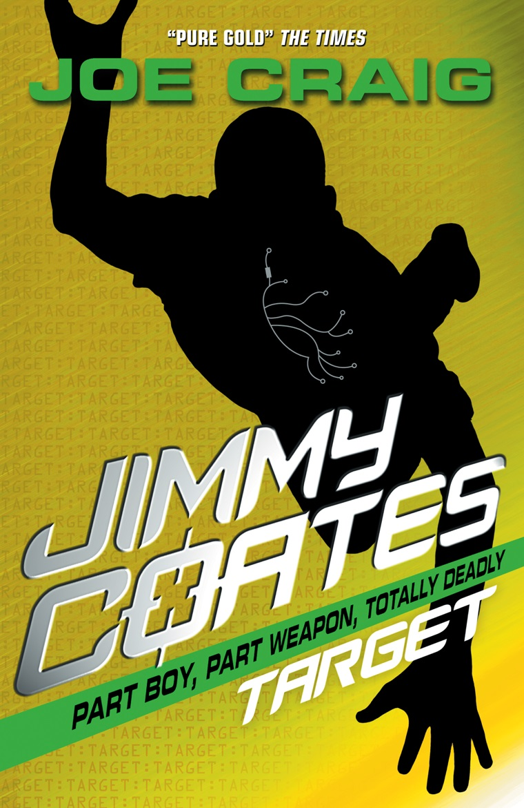 Book 2. Jimmy Coates is on the run from secret government agency, NJ7. How do you survive when your enemy's greatest weapon is a boy just like you?