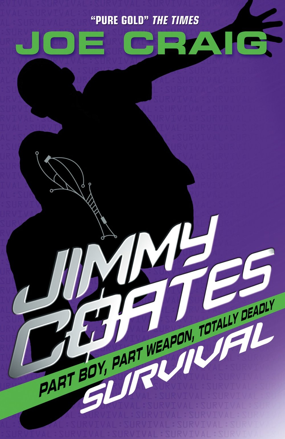 Can Jimmy save his family AND prevent a war? The choice is simple. The decision is deadly.