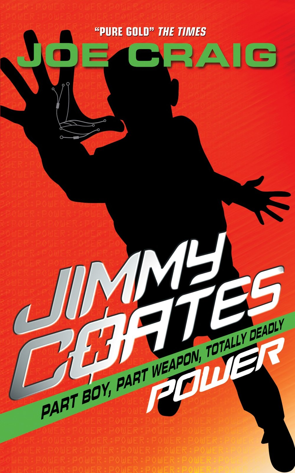 Book 6. Jimmy's country is under attack. His body is poisoned. With time running out, he discovers what some people will do for power - and what he must do to stop them…