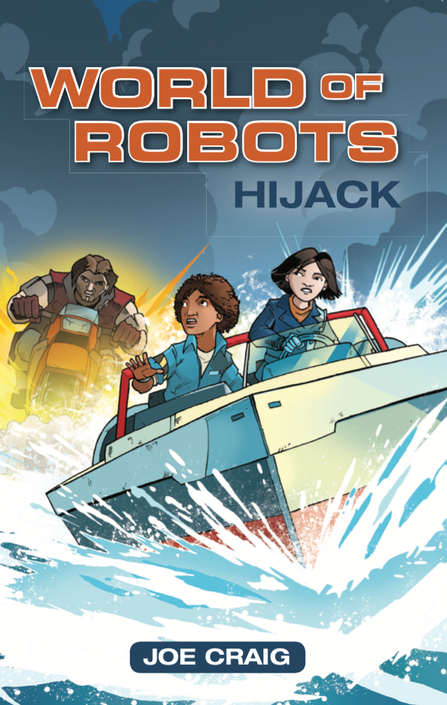Book 4. Jango has no idea how much his life will change when a truck crashes into his warehouse and they're left with some mysterious and very valuable cargo.