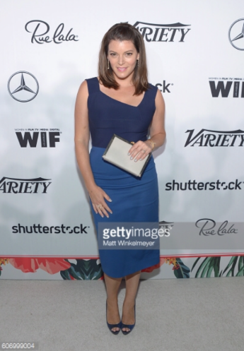 Gail Simmons in Roland Mouret