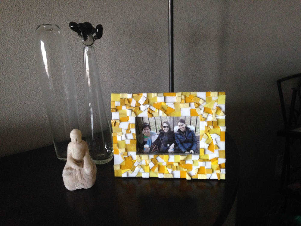 yellow mosaic picture frame 2.jpg