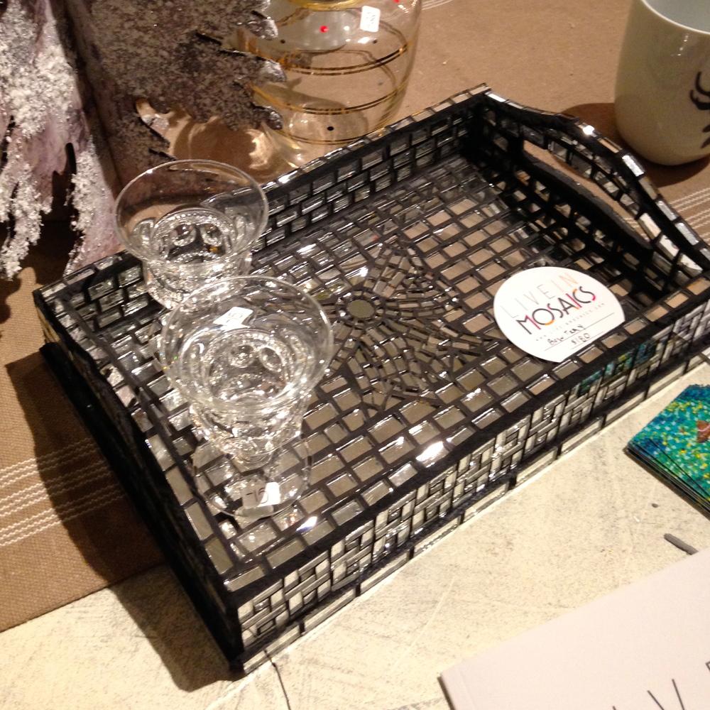 bow vanity tray mosaic mirror.jpg