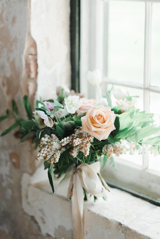 wild green yonder garden bouquet