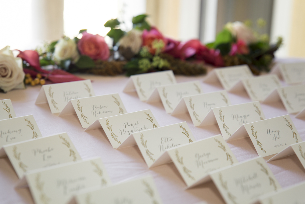 Josephine Butler Parks Center Wedding | Wild Green Yonder Flowers