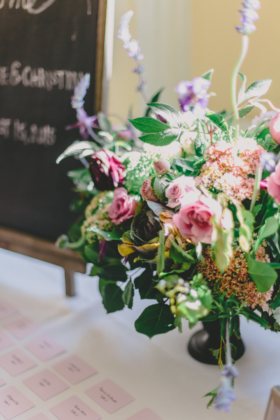 Garden Florals by Wild Green Yonder - DC Wedding Florist
