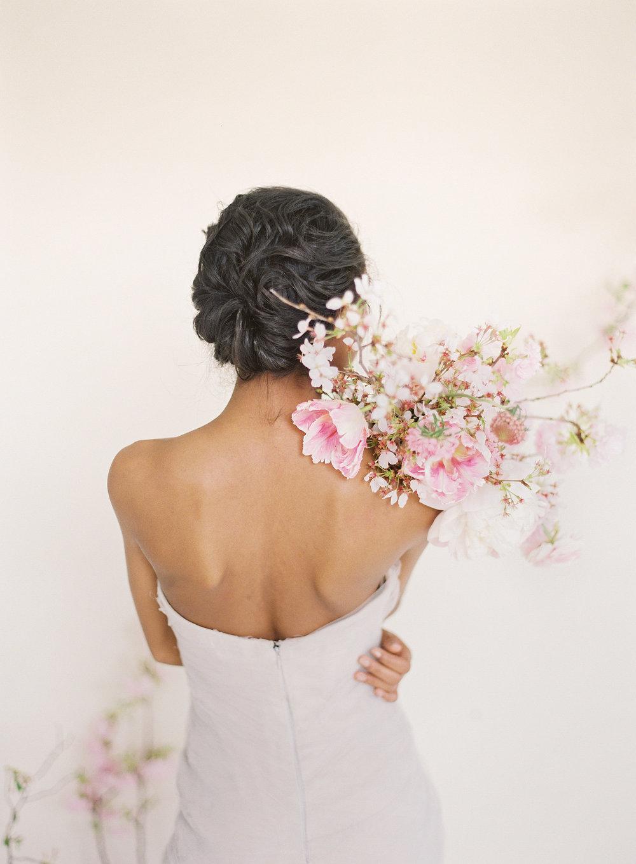 Blush Bouquet by Wild Green Yonder